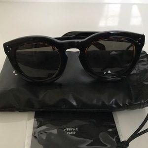 New Celine Agnes tortoiseshell sunglasses